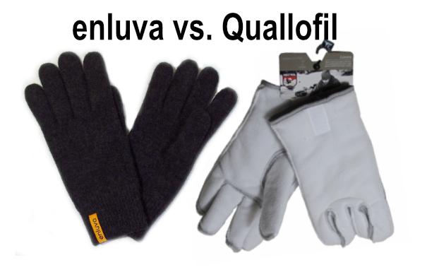 enluva vs. Quallofil